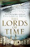 Cover-Bild zu Sáenz, Eva Garcia: The Lords of Time (eBook)