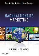 Cover-Bild zu Nachhaltigkeits-Marketing. Ein globaler Ansatz