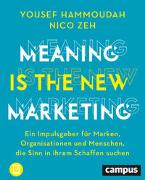 Cover-Bild zu Meaning is the New Marketing