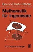 Cover-Bild zu Mathematik für Ingenieure (eBook) von Brauch, Wolfgang