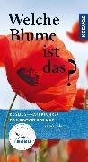 Cover-Bild zu Welche Blume ist das? (eBook) von Dreyer, Eva-Maria
