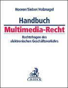 Cover-Bild zu Handbuch Multimedia-Recht - Handbuch Multimedia-Recht von Hoeren, Thomas (Hrsg.)