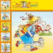 Cover-Bild zu Conni - Hörspielbox, Vol. 1 (5 Alben) (Audio Download) von Schneider, Liane