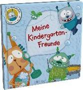 Cover-Bild zu Minimonster - Meine Kindergarten-Freunde