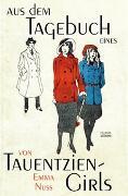 Cover-Bild zu Nuss, Emma: Aus dem Tagebuch eines Tauentzien-Girls