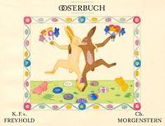 Cover-Bild zu Morgenstern, Christian: Das Osterbuch