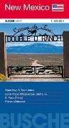 Cover-Bild zu USA New Mexico. 1:825'000