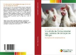 Cover-Bild zu Virulência de Campylobacter spp. isoladas de carcaças de frangos von Torres de Melo, Roberta