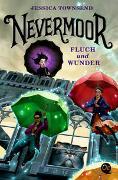 Cover-Bild zu Townsend, Jessica: Nevermoor 1. Fluch und Wunder