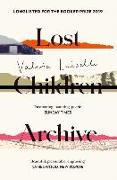 Cover-Bild zu Lost Children Archive von Luiselli, Valeria