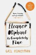 Cover-Bild zu Eleanor Oliphant is Completely Fine von Honeyman, Gail