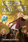 Cover-Bild zu Legacy von Messenger, Shannon