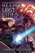 Cover-Bild zu Keeper of the Lost Cities Illustrated & Annotated Edition (eBook) von Messenger, Shannon