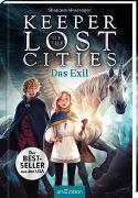 Cover-Bild zu Keeper of the Lost Cities - Das Exil (Keeper of the Lost Cities 2) von Messenger, Shannon