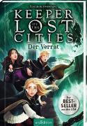 Cover-Bild zu Keeper of the Lost Cities - Der Verrat (Keeper of the Lost Cities 4) von Messenger, Shannon