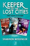 Cover-Bild zu Keeper of the Lost Cities Collection (eBook) von Messenger, Shannon