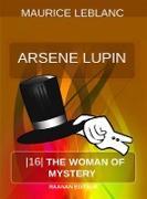 Cover-Bild zu The Woman of Mystery (eBook) von Leblanc, Maurice