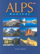 Cover-Bild zu Bildband Magical Alps