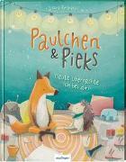 Cover-Bild zu Bednarski, Laura (Illustr.): Paulchen und Pieks: Heute übernachte ich bei dir!