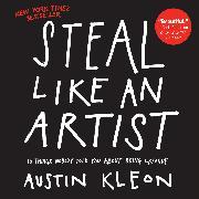 Cover-Bild zu Steal Like an Artist von Kleon, Austin