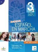 Cover-Bild zu Nuevo Español en marcha 3. Kursbuch mit Audio-CD
