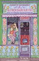 Cover-Bild zu Die Glücksbäckerei - Die magische Verschwörung (eBook) von Littlewood, Kathryn