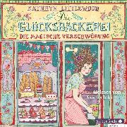 Cover-Bild zu Die Glücksbäckerei, Die magische Verschwörung (Audio Download) von Littlewood, Kathryn
