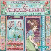 Cover-Bild zu Die Glücksbäckerei - Die magische Rettung von Littlewood , Kathryn