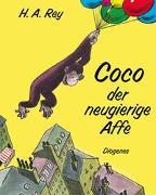Cover-Bild zu Coco der neugierige Affe von Rey, H.A.