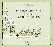 Cover-Bild zu Familie Mellops feiert Weihnachten von Ungerer, Tomi