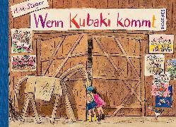 Cover-Bild zu Wenn Kubaki kommt von Steger, H.U.