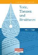 Cover-Bild zu Texte, Themen und Strukturen. Schweizer Ausgabe. Schülerbuch. CH von Castelberg, Marcus