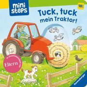 Cover-Bild zu Grimm, Sandra: Tuck, tuck, mein Traktor!