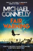 Cover-Bild zu Fair Warning (eBook) von Connelly, Michael