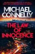 Cover-Bild zu The Law of Innocence von Connelly, Michael