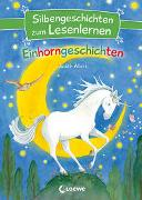 Cover-Bild zu Silbengeschichten zum Lesenlernen - Einhorngeschichten von Allert, Judith