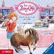 Cover-Bild zu Das Pony-Café. Der frechste Gast der Welt (Audio Download) von Allert, Judith