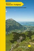 Cover-Bild zu Wanderbuch Thunersee-Frutigland
