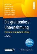 Cover-Bild zu Die grenzenlose Unternehmung (eBook) von Picot, Arnold