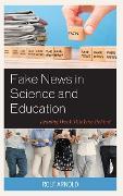 Cover-Bild zu Fake News in Science and Education (eBook) von Arnold, Rolf
