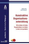 Cover-Bild zu Konstruktive Organisationsentwicklung von Elbe, Martin