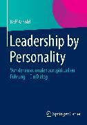 Cover-Bild zu Leadership by Personality (eBook) von Arnold, Rolf
