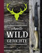 Cover-Bild zu Schnelle Wildgerichte