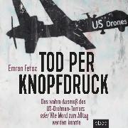 Cover-Bild zu Tod per Knopfdruck (Audio Download) von Feroz, Emran