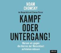 Cover-Bild zu Kampf oder Untergang! von Chomsky, Noam