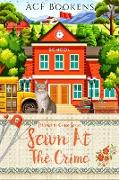 Cover-Bild zu Sewn At The Crime (Stitches In Crime, #6) (eBook)