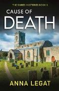 Cover-Bild zu Cause of Death: The Shires Mysteries 3 (eBook)