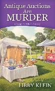 Cover-Bild zu Antique Auctions Are Murder (eBook)
