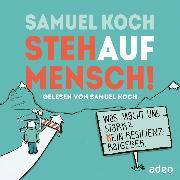 Cover-Bild zu StehaufMensch! (Audio Download) von Koch, Samuel