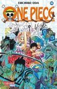 Cover-Bild zu One Piece 99 von Oda, Eiichiro